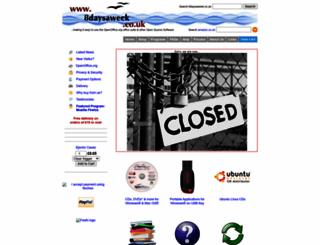 8daysaweek.co.uk screenshot