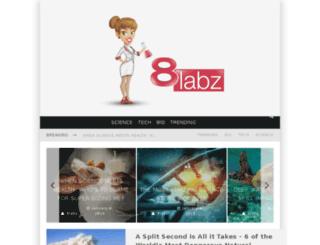 8labz.com screenshot