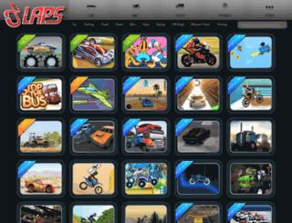 8laps.com screenshot