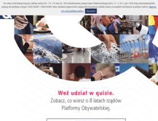 8latplatformy.org screenshot