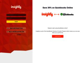 8onntflm.insight.ly screenshot