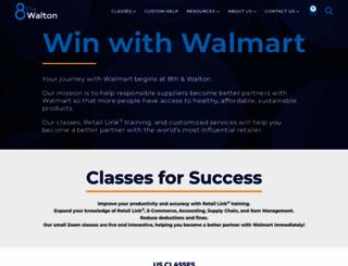 8thandwalton.com screenshot