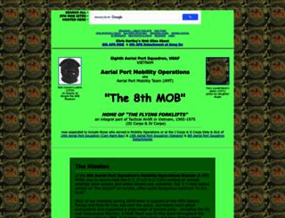 8thmob.org screenshot