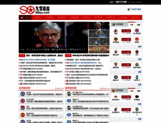 90tiyu.com screenshot