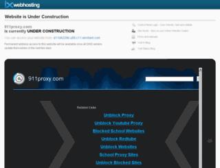 911proxy.com screenshot