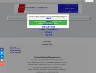 912communique.ning.com screenshot