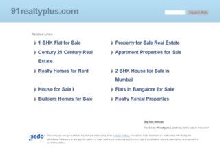 91realtyplus.com screenshot