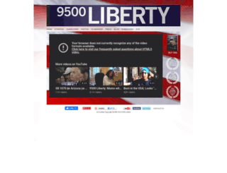 9500liberty.com screenshot