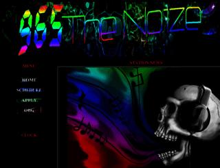 965thenoize.com screenshot