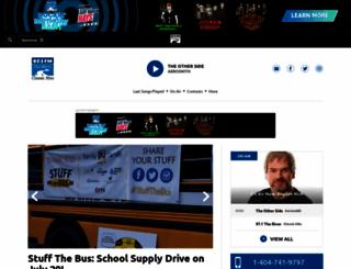 971theriver.com screenshot