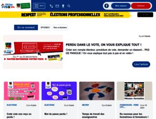 974.snuipp.fr screenshot
