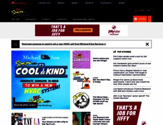 987simon.com screenshot