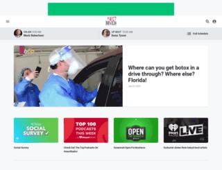 987theriver.com screenshot