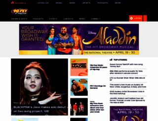 98pxy.com screenshot