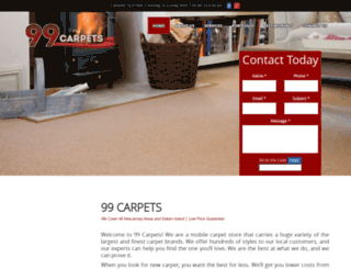 99carpets.com screenshot