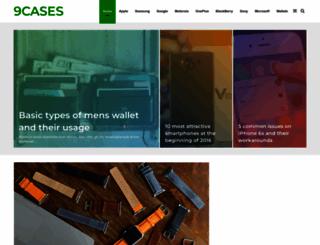 9cases.com screenshot
