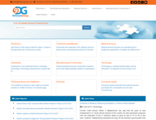 9dimengroup.com screenshot
