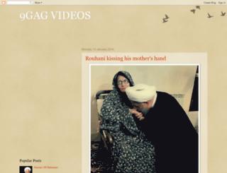 9gagvideos.blogspot.ie screenshot