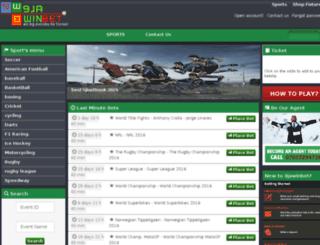 9jawinbet.com screenshot