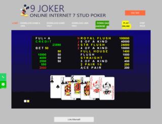 9joker.net screenshot