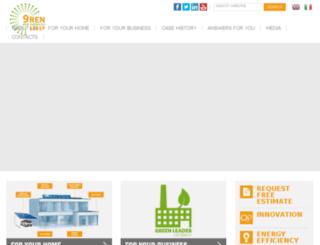 9rengroup.com screenshot