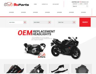 9sparts.com screenshot