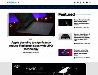 9to5mac.com screenshot