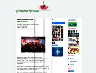 a-blind-date.blogspot.com screenshot