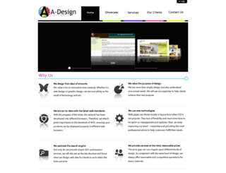 a-design.com.hk screenshot