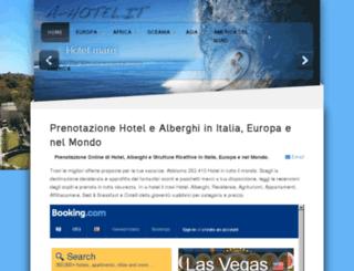 a-hotel.it screenshot