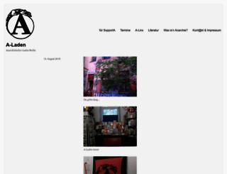 a-laden.org screenshot