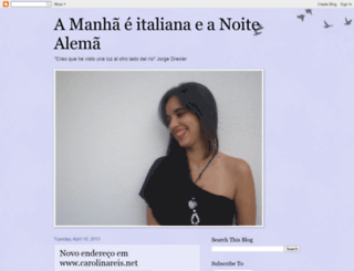 a-manha-e-italiana-e-a-noite-alema.blogspot.com screenshot
