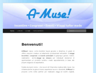 a-muse.eu screenshot