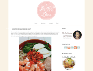 a-perfect-bliss.blogspot.sg screenshot