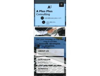 a-plus-plus.com screenshot
