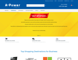 a-power.com screenshot