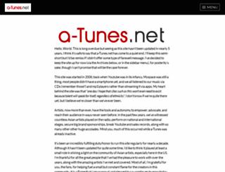 a-tunes.net screenshot