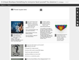 a-unique-boutique.blogspot.com screenshot