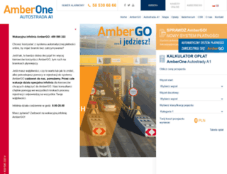 a1.com.pl screenshot