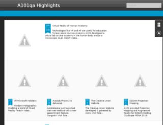 a101qa.blogspot.qa screenshot