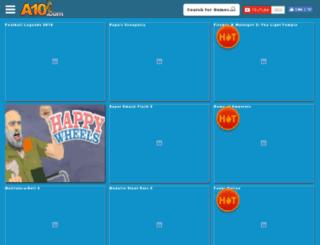 a10games.com screenshot