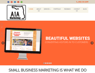 a1amarketing.com screenshot