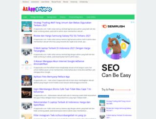 a1appstudio.com screenshot