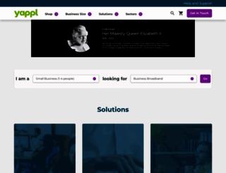 a1comms.co.uk screenshot
