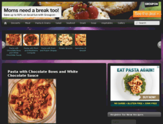 a1cookbook.com screenshot