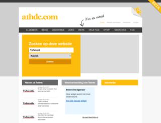 a1hdc.com.isonzestad.nl screenshot