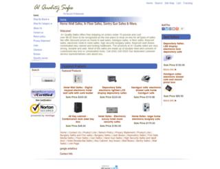 a1qualitysafe.com screenshot