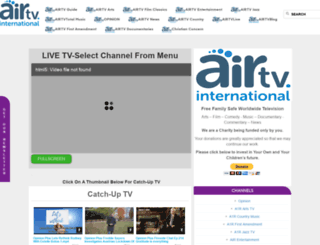 a1r.tv screenshot