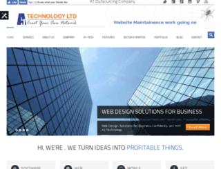 a1technology.com.bd screenshot