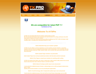 a1txpro.com screenshot